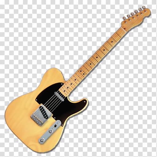 Garageband Icons Fender , Telecaster transparent background.