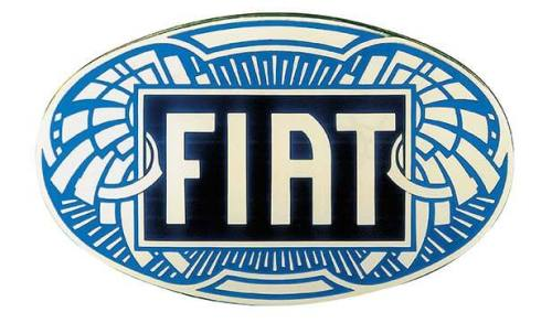 FIAT Logo History and Meaning.