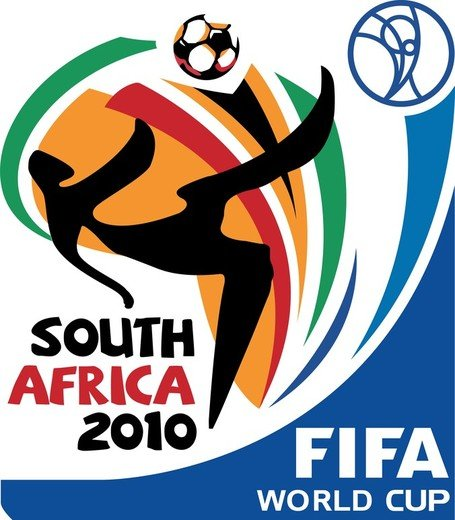 Fifa World Cup 2010 South Africa Vector Logo Clipart Picture.