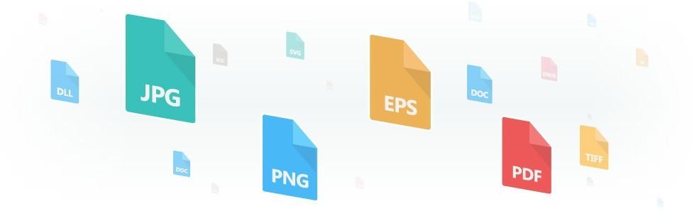 Logo design, logo design tools, online logo design system.