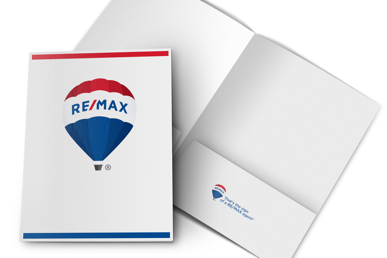 RE/MAX Folders, \
