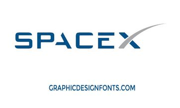 SpaceX Logo Font Download.