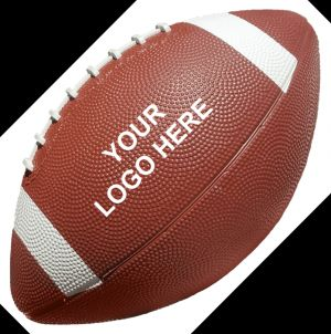 Personalized Footballs & Custom Logo Footballs.