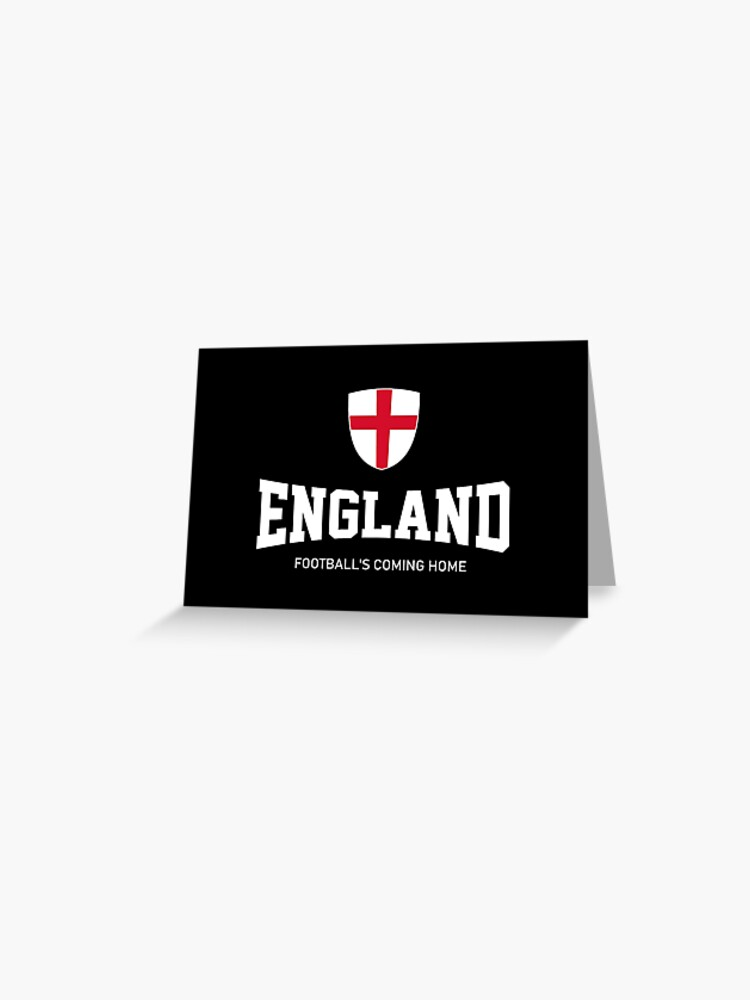 ENGLAND LOGO, FOOTBALLS COMING HOME,, BY SUBGIRL.