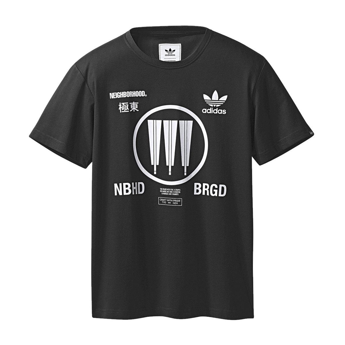 adidas X Neighborhood NBHD Logo T.