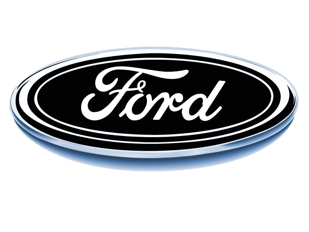 Ford Logo PNG Image.