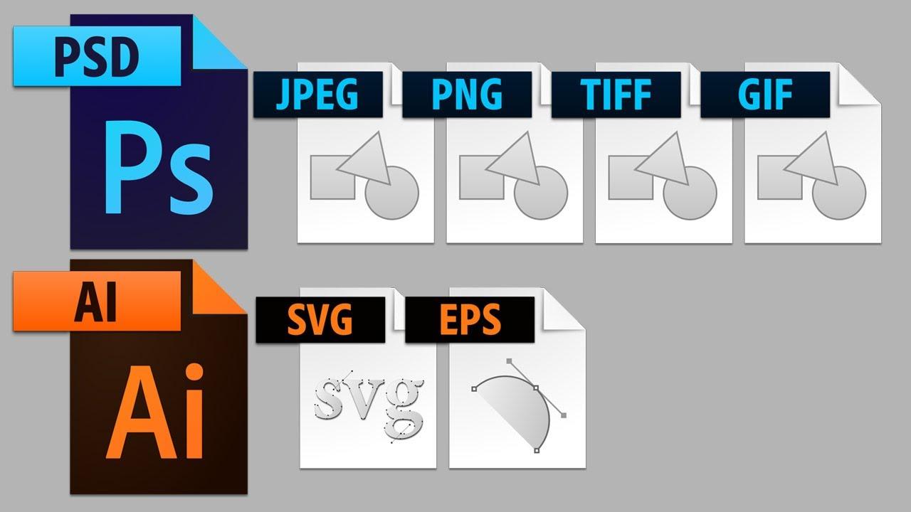 Logo Design File Formats.