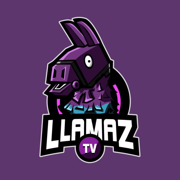 LlamazTV Logo.