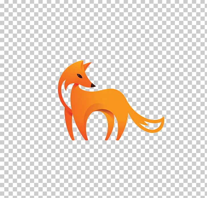Logo Fox Illustration PNG, Clipart, Animal, Animals, Behance.