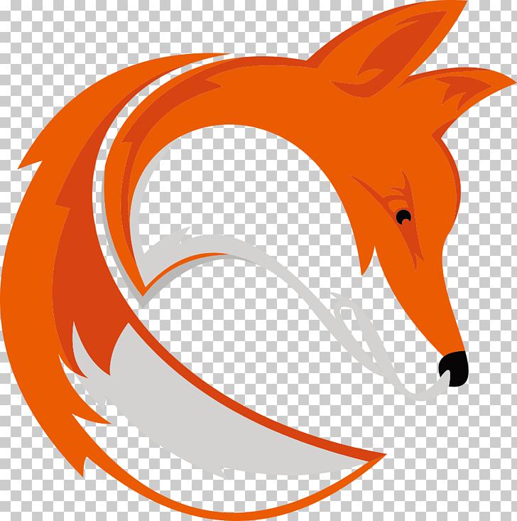 Logo Euclidean , fox logo, fox logo PNG clipart.