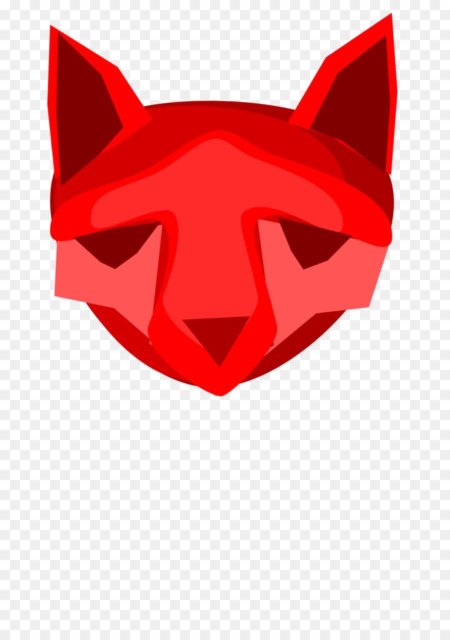 Fox Logo clipart.