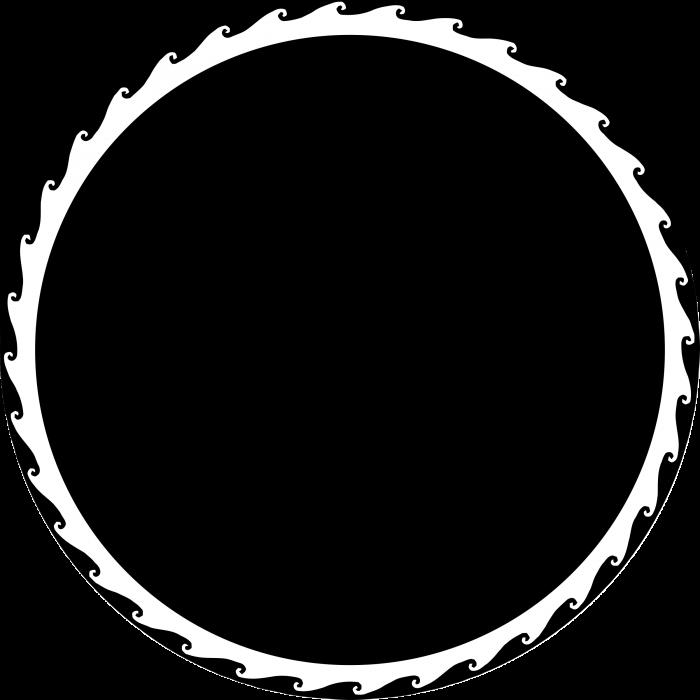 Circle Logo Frame Png Vector, Clipart, PSD.