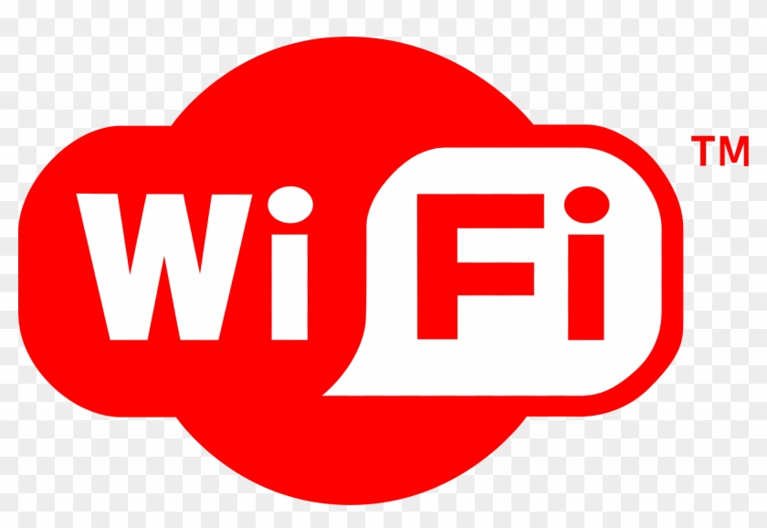 Wifi Icon Red Png Image.