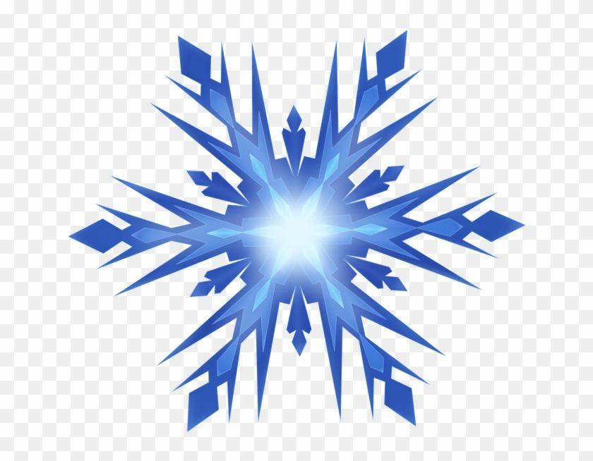 Disney Frozen Snowflake Logo.