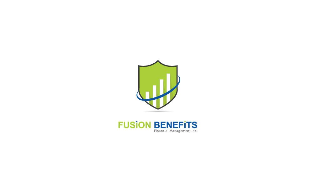 Modern, Upmarket, Financial Planning Logo Design for fusion.