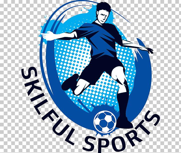 Logo Sport Futsal Football, football PNG clipart.