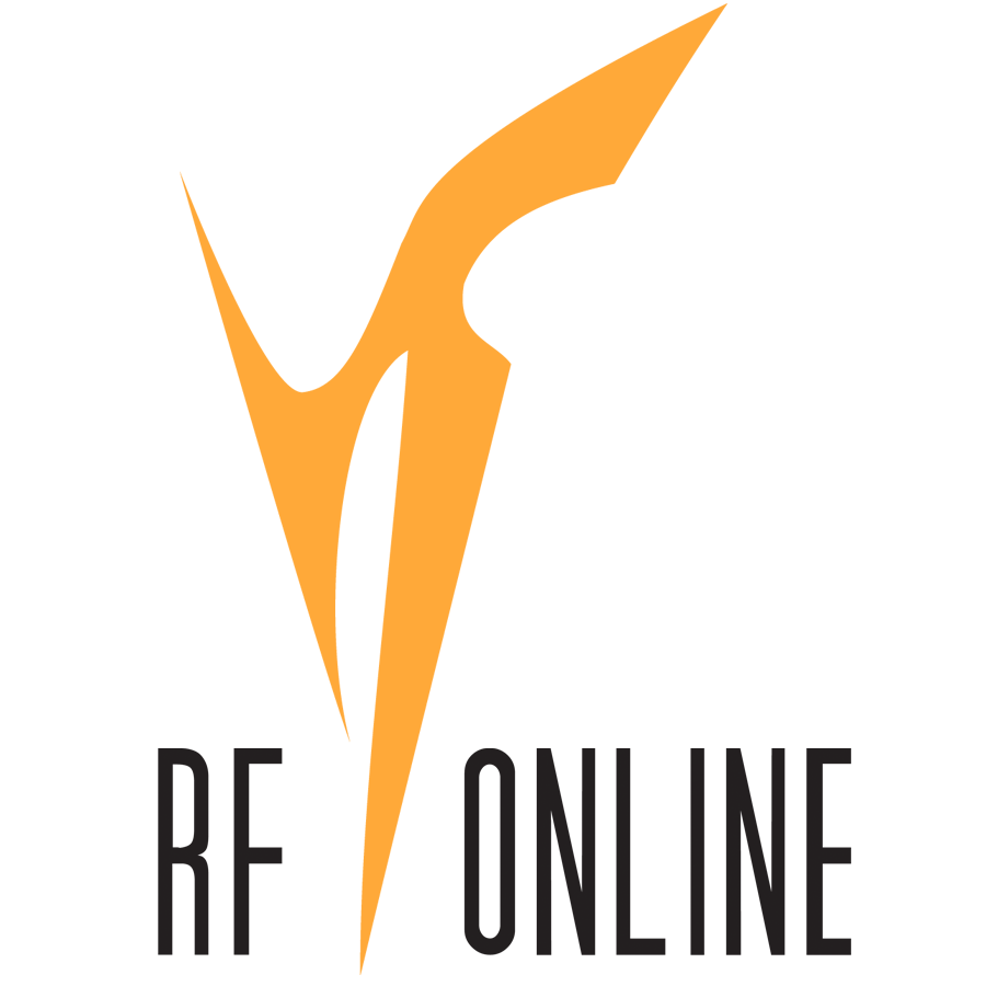 RF Online Logo / Games / Logonoid.com.