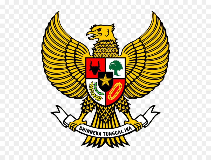 Logo Garuda Indonesia clipart.