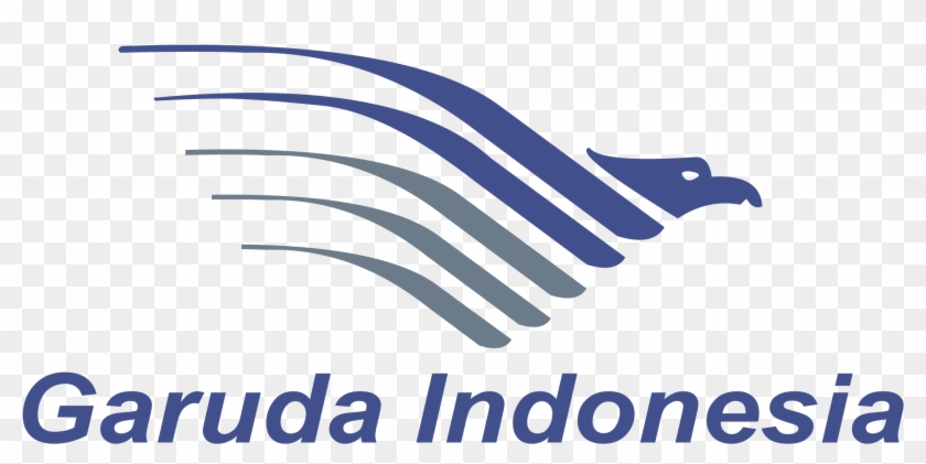 Garuda Indonesia Logo Png Transparent.