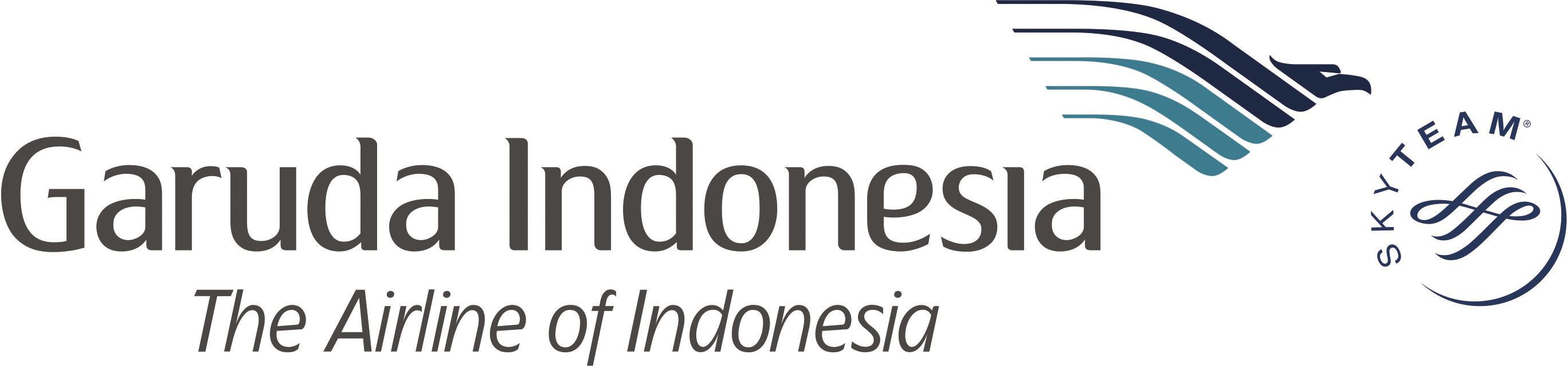Garuda Indonesia Logo.