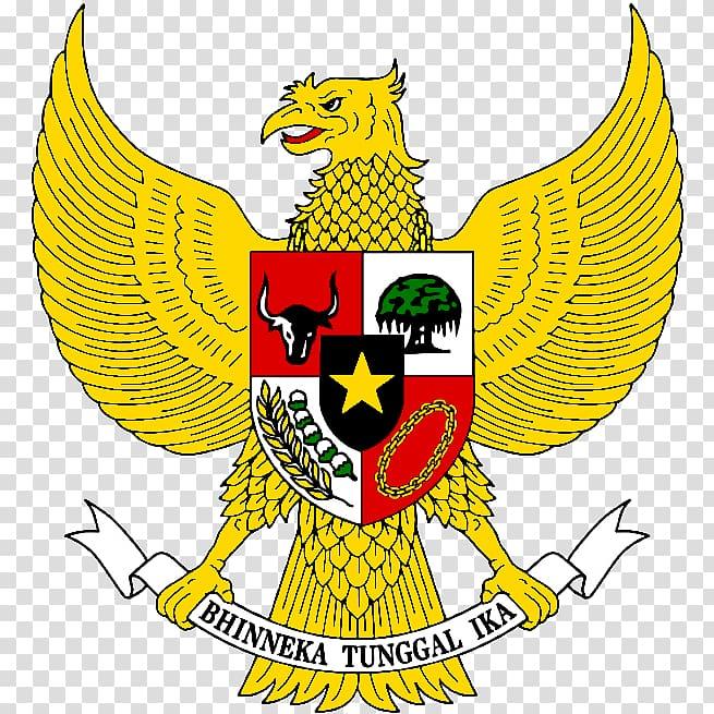 National emblem of Indonesia Coat of arms Garuda Pancasila.