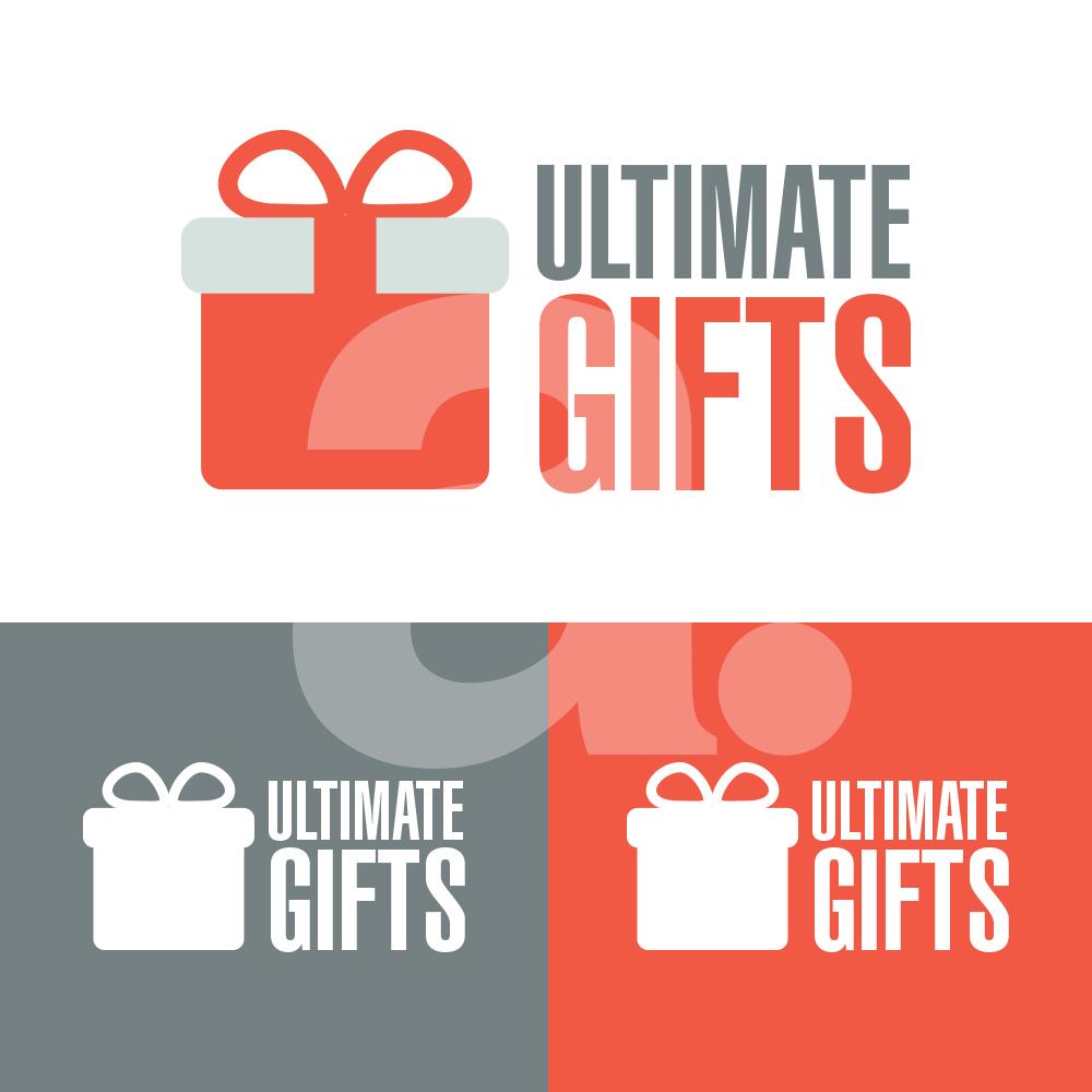 Ultimate Gifts Logo Design.