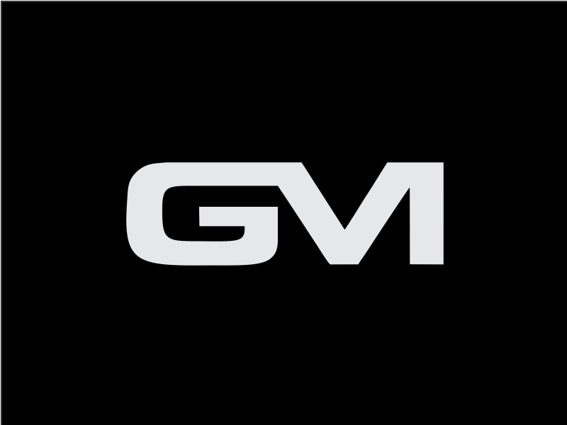 Gm Logo by Jordi Budiyono on Dribbble.