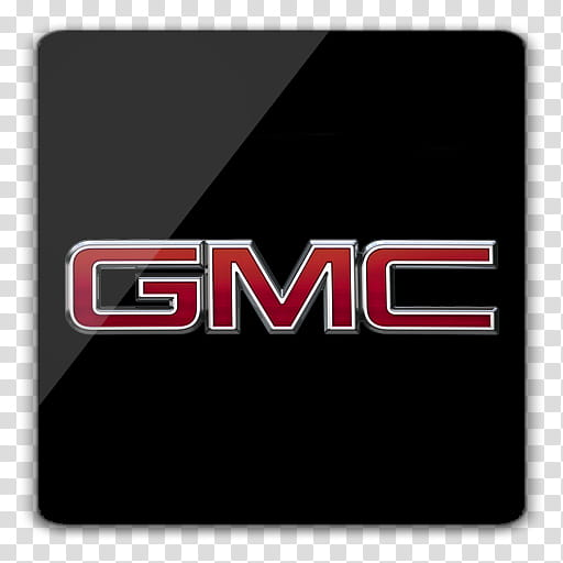 Car Logos with Tamplate, GMC icon transparent background PNG.