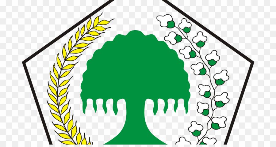 Logo Golkar PNG Golkar Indonesian General Election, 2019.