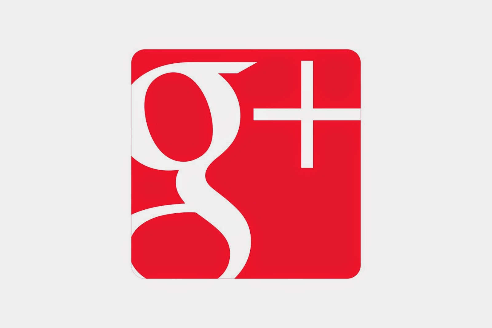 Google Plus Logo Transparent PNG Pictures.