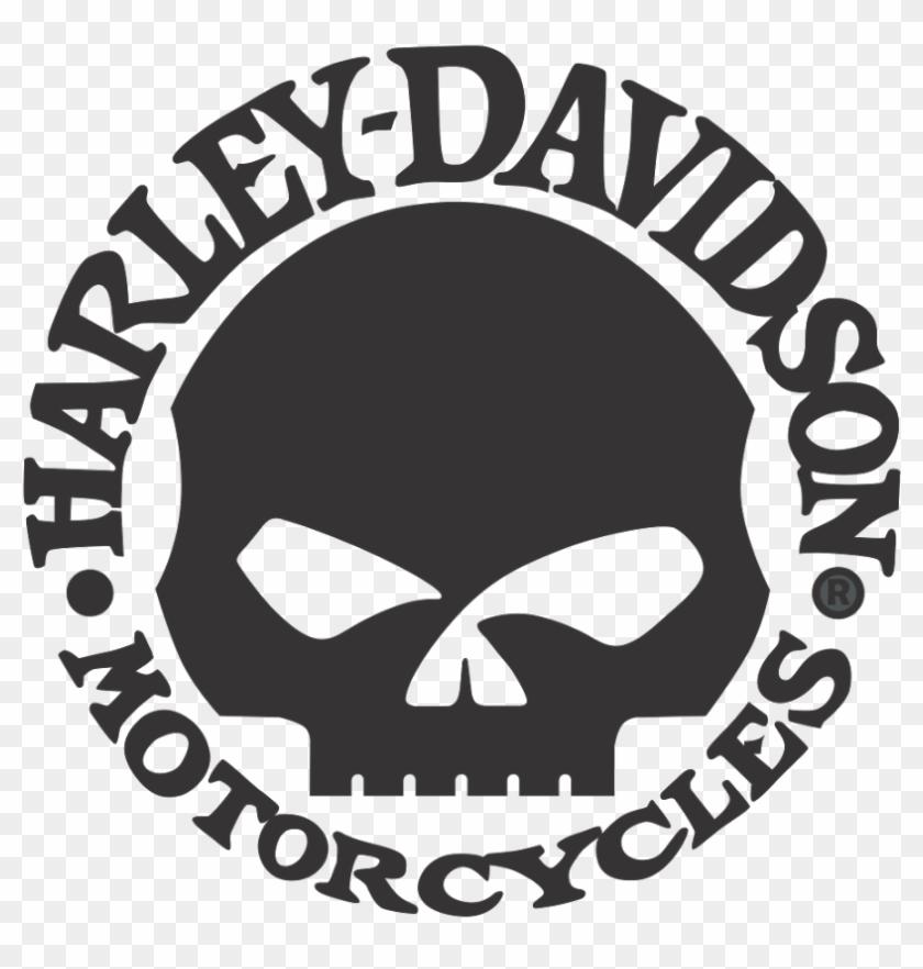 Download Harley Davidson Logo Skull Png.