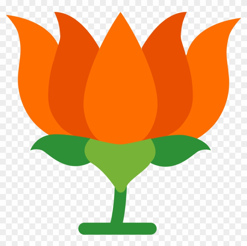 Bjp Lotus Png.