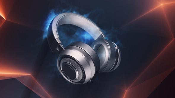 Headphones Logo.
