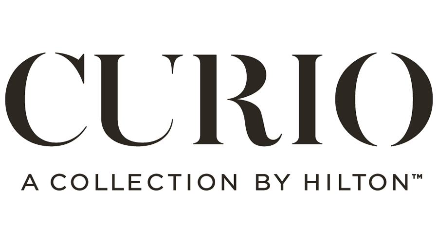 Curio by Hilton Vector Logo.