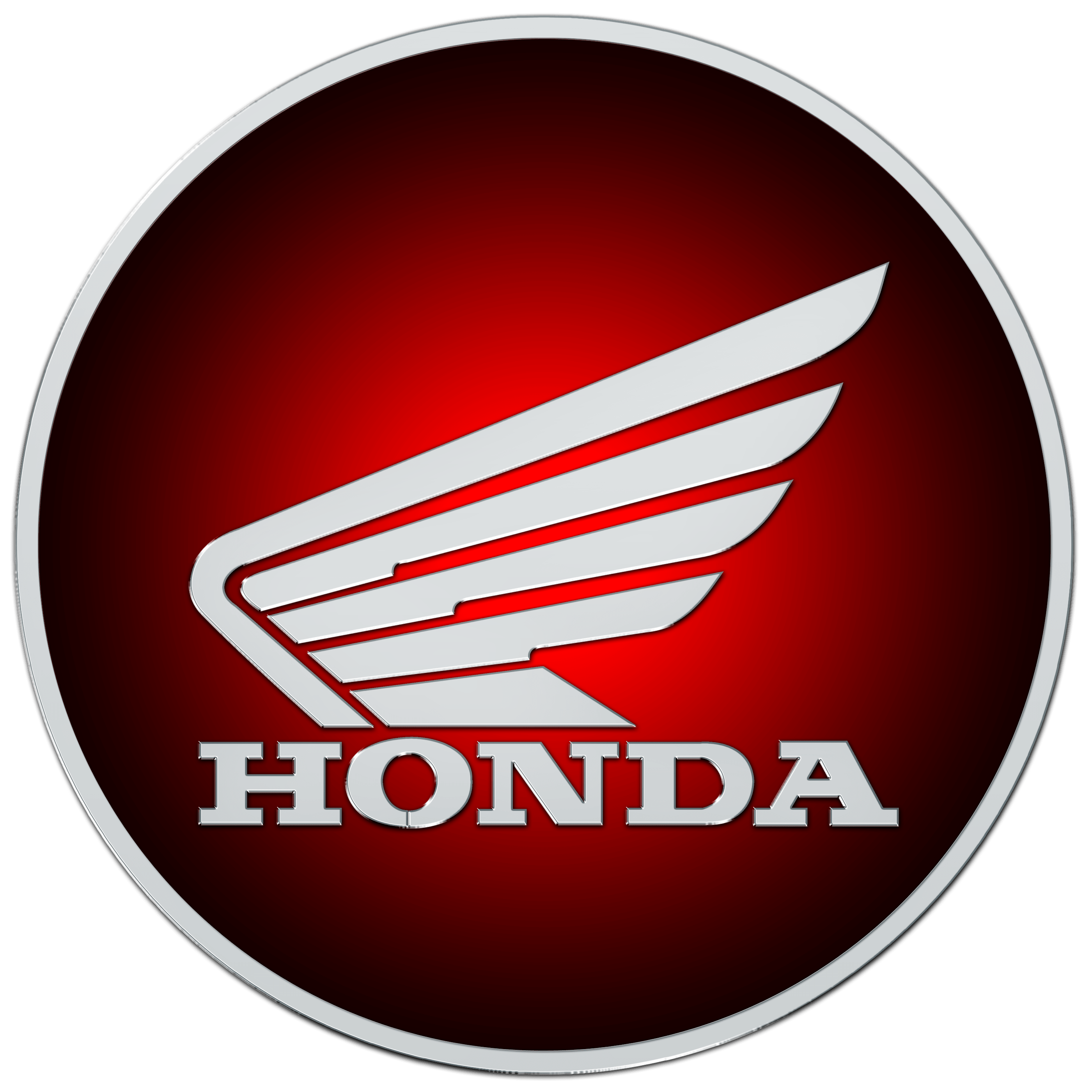 Honda motorcycle logo history and Meaning, bike emblem.