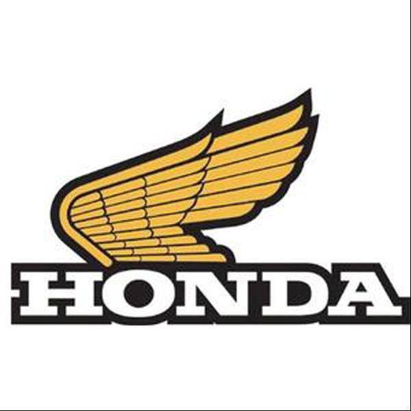 Vintage Honda Logo.