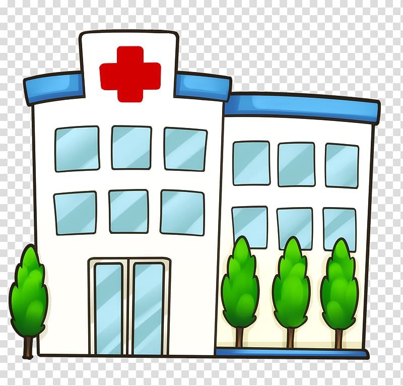 Hospital , Hospital Cartoon Medicine , Hospital transparent.