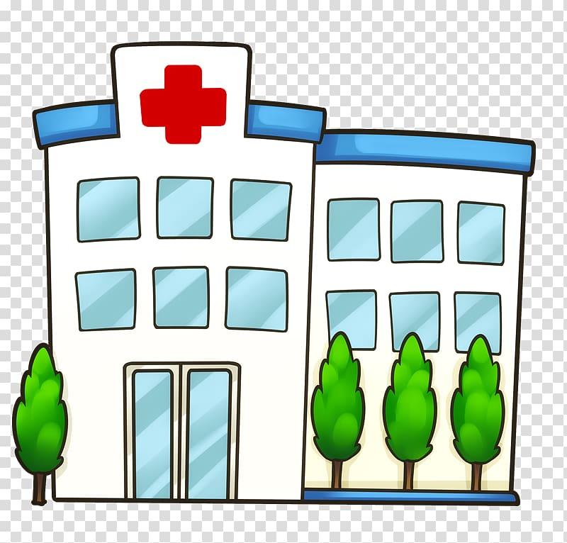 Hospital , Hospital Cartoon Medicine , Hospital transparent.