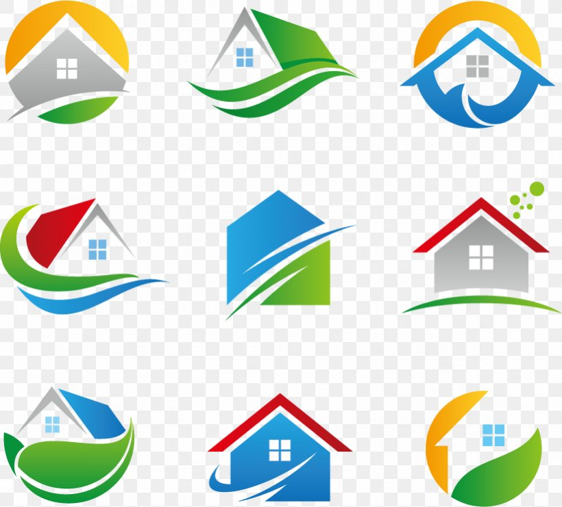 Logo House Graphic Design, PNG, 821x742px, Logo, Area.