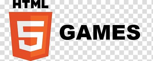 HTML Games 5 logo, HTML5 Games transparent background PNG.