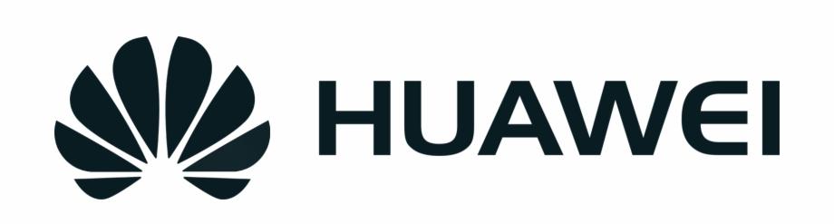 Huawei Black Logo.