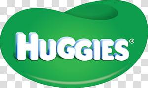 Elephant, Huggies, Logo, Diaper, Haggis, Green, Text.