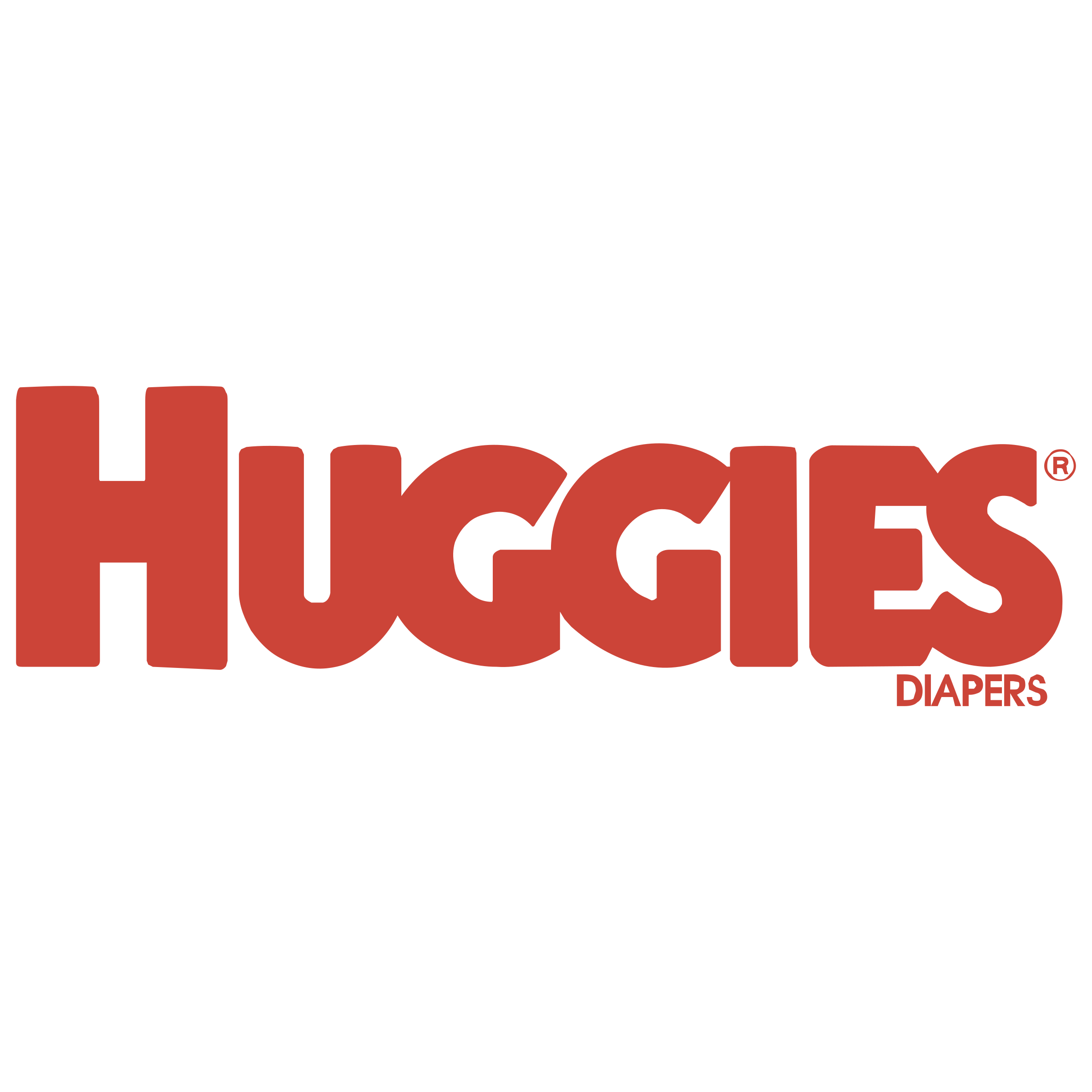 Huggies Logo PNG Transparent & SVG Vector.