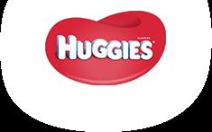 Huggies Logo Image.