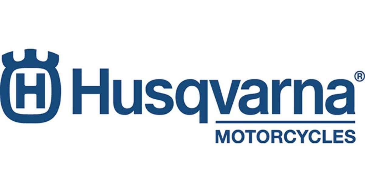 Husqvarna Logo】.
