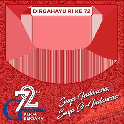 Download Free png Hari Kemerdekaan RI ke 72 tah.
