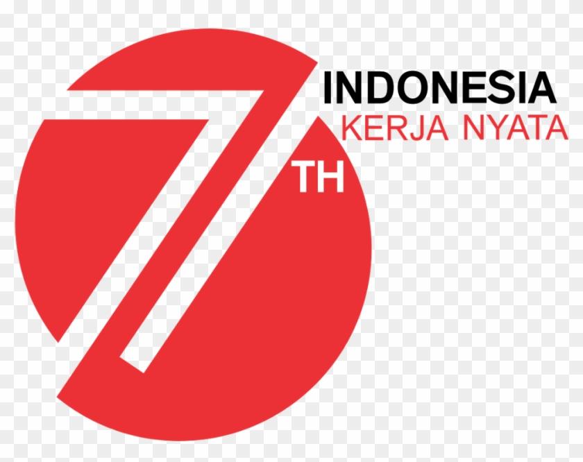 Hut Kemerdekaan Republik Indonesia Ke 71 Vector Logo.