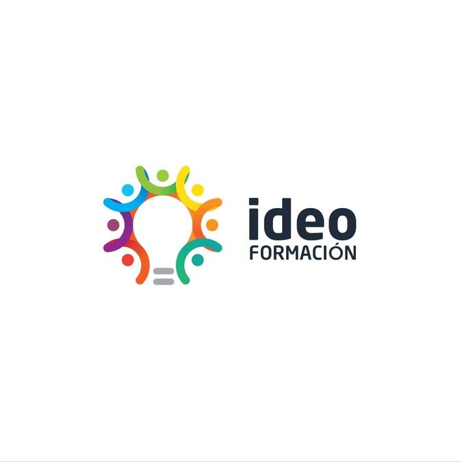 Create a wonderful logo idea for Ideo!.