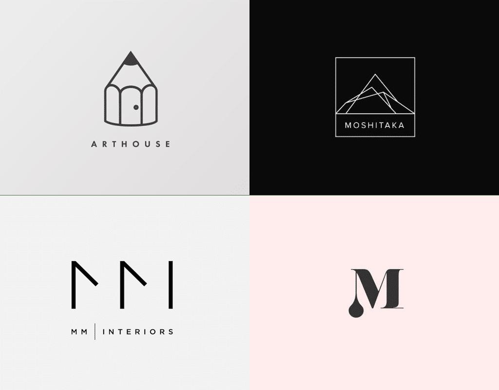 Top best 2019 logo design trends.
