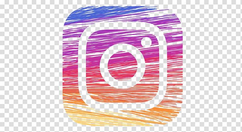 Instagram logo, Social media Marketing Advertising Logo Lead.